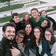 Gli Universitari per la Vita in un aperitivo all'Università La Sapienza!